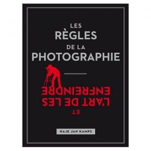 couverture livre Règles photo et art enfreindre